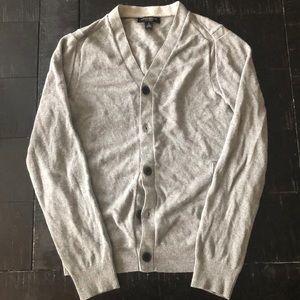 Banana Republic Sweaters - Banana Republic Silk Linen Cardigan